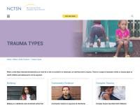 https://www.nctsn.org/what-is-child-trauma/trauma-types