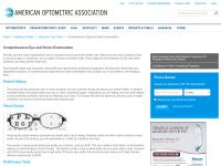 http://www.aoa.org/patients-and-public/caring-for-your-vision/comprehensive-eye-and-vision-examination?sso=y